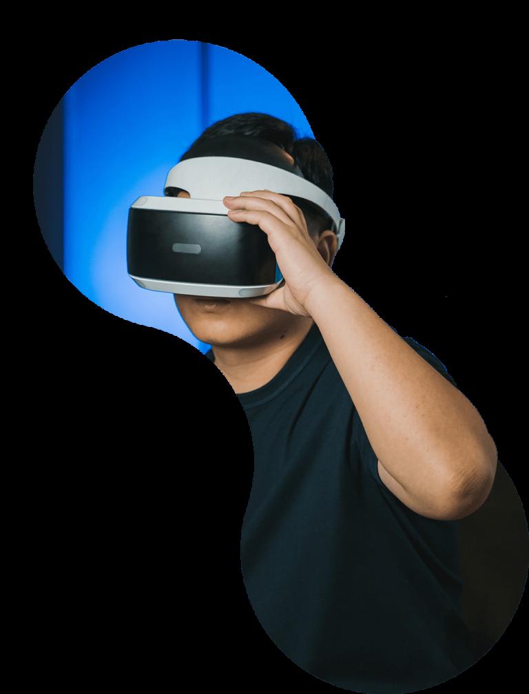 VR-bobbel-stock